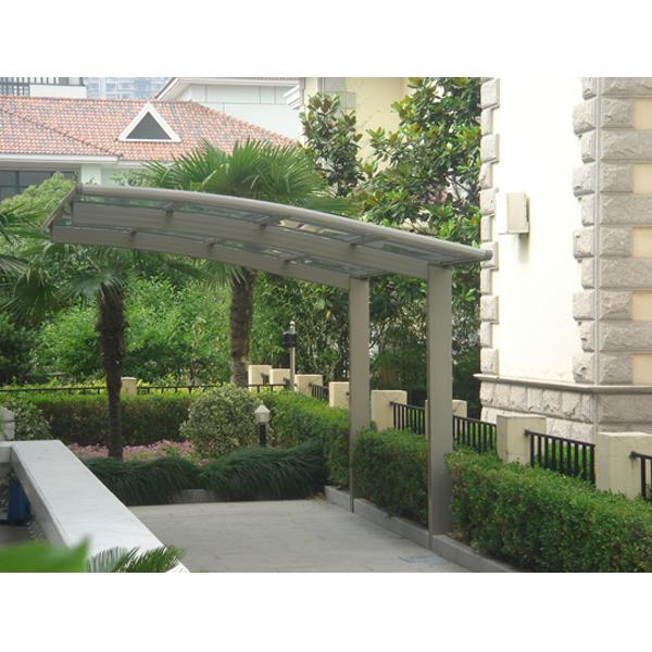 Pergola Designs In Sydney: Pre-fab Cantilever Carport. Could