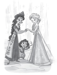 A Warm Welcome - Disney Wiki - Wikia