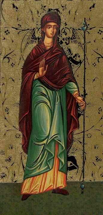 Golden Tarot of the Tsar - Queen of Wands