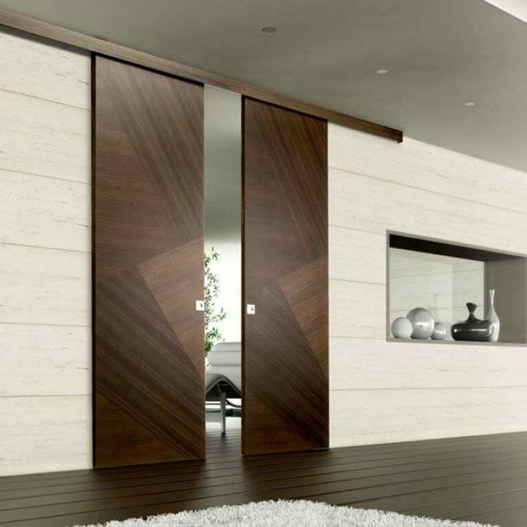 Homemodern House Design: Home Door Design , Hanging Sliding
