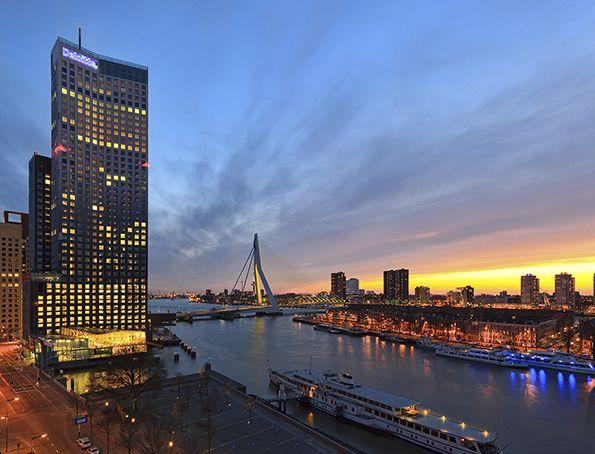 Maastoren #Deloitte #Rotterdam | Reizen, Rotterdam, Gebouwen