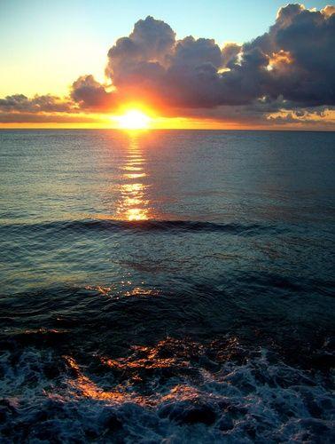 Amanecer En El Mar Amanecer En El Mar Paisajes Amanecer