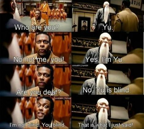 Rush Hour Funny Scenes Funny Movies Funny Memes