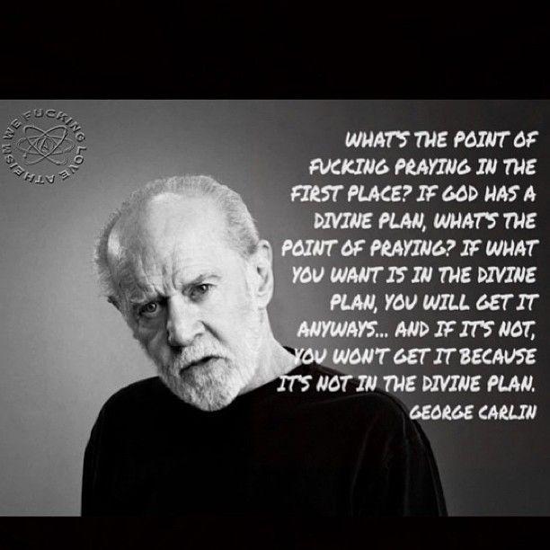 George Carlin George Carlin Funny Quotes Carlin