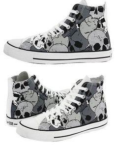 12 Coolest Converse Shoes (cool converse) ODDEE | Конверсы