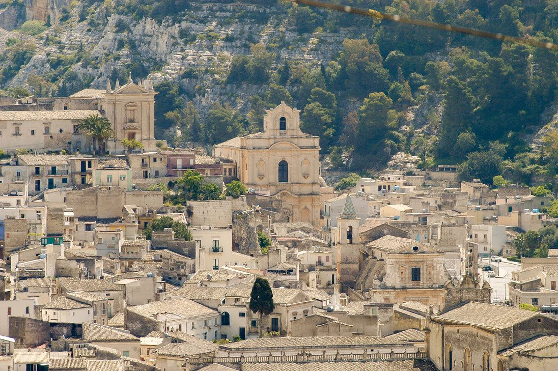 Scicli is a city in the Province of Ragusa in the south east of Sicily, Italy