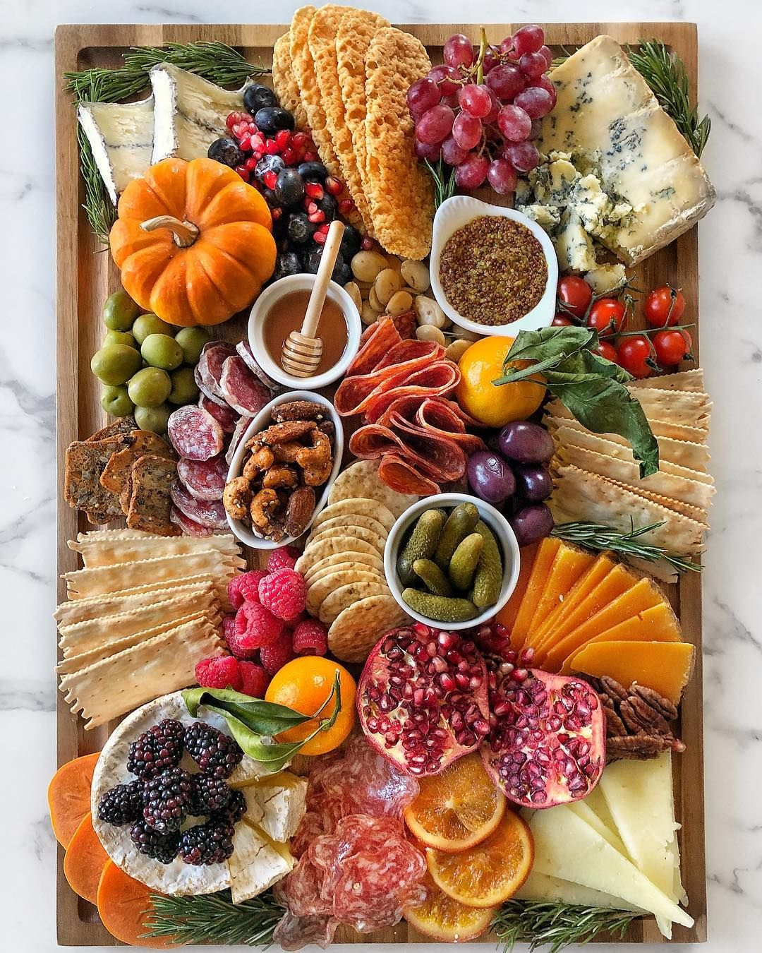 Thanksgiving Grazing Board By Ainttooproudtomeg Charcuterie Recipes Charcuterie And Cheese Board Party Food Platters