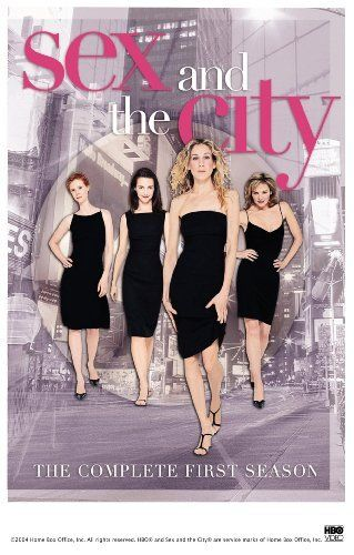 I watch sex and the city season