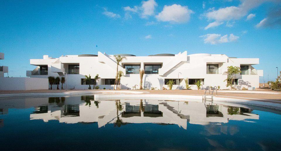 Vanguardia y calidad en apartamentos, chalets y villas de