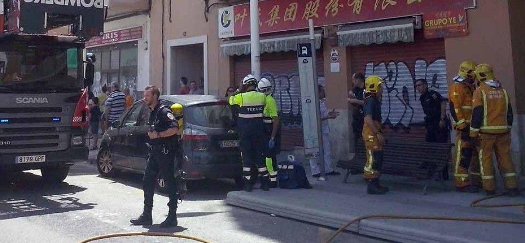 Feuerwehrmann bei Einsatz auf Mallorca angegriffen