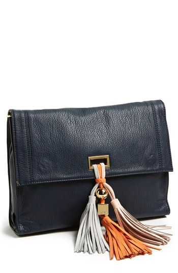 Deux Lux 'Karma - Large' Clutch available at #Nordstrom......... Good Style for Price!
