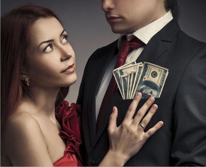 Dating-Sites für reiche Singles