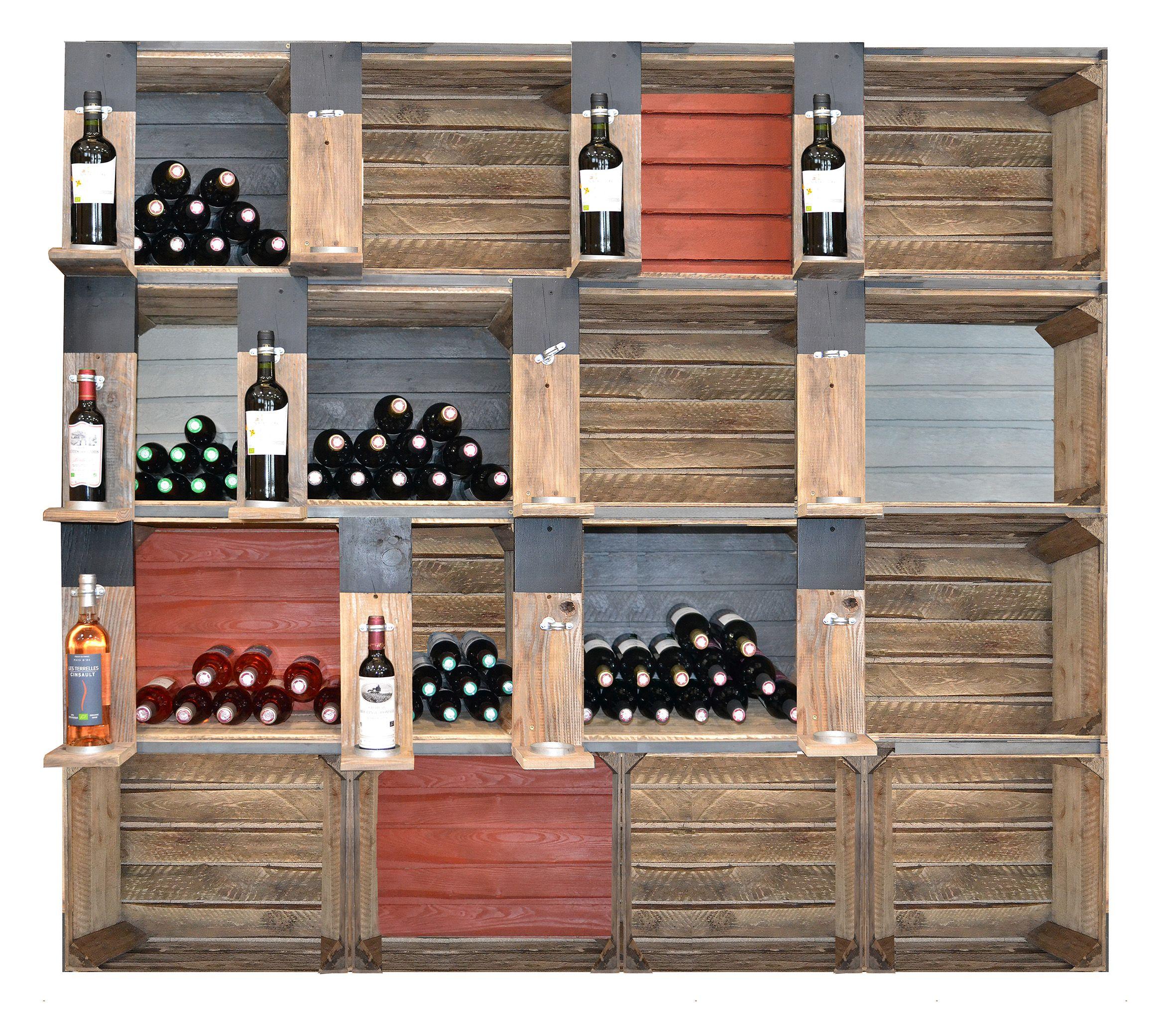 pingl par l 39 art de la caisse sur ambiance cave. Black Bedroom Furniture Sets. Home Design Ideas