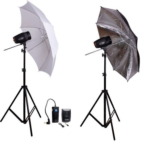360ws godox 3 k180a photography flash studio light stand trigger rx