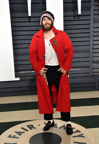 JARED LETO | Red carpet dresses 2017, Vanity fair, Menswear