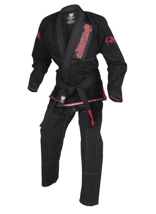 Brown kimono bjj brazilian mma Hayabusa Jiu-Jitsu Gi Belt