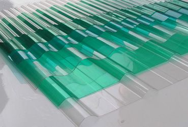 We offer qualitative amount of roofing sheets and for Polymer roofing