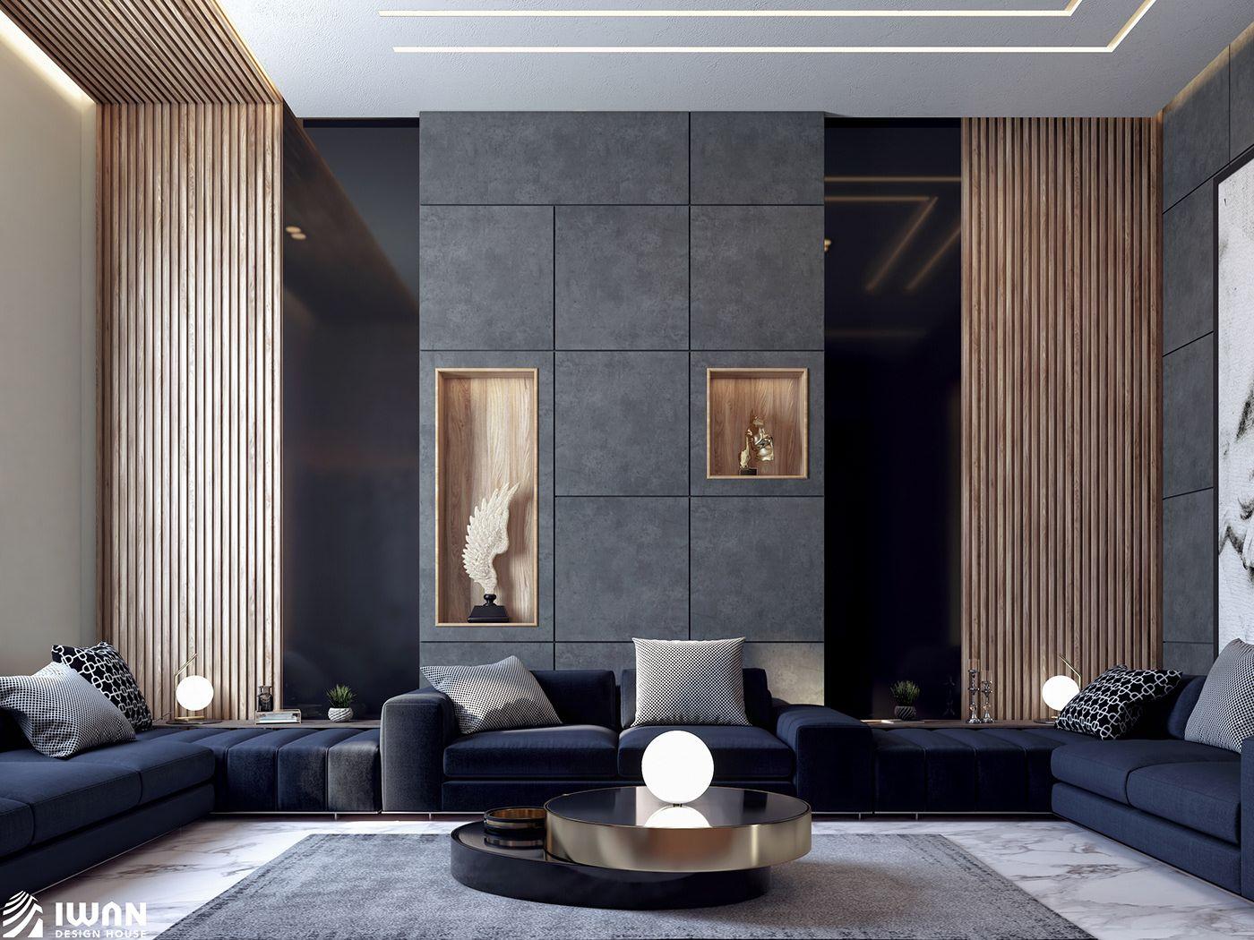Behance Search Luxury Living Room Living Room Design Modern Living Room Sofa Design Interior home design living room and