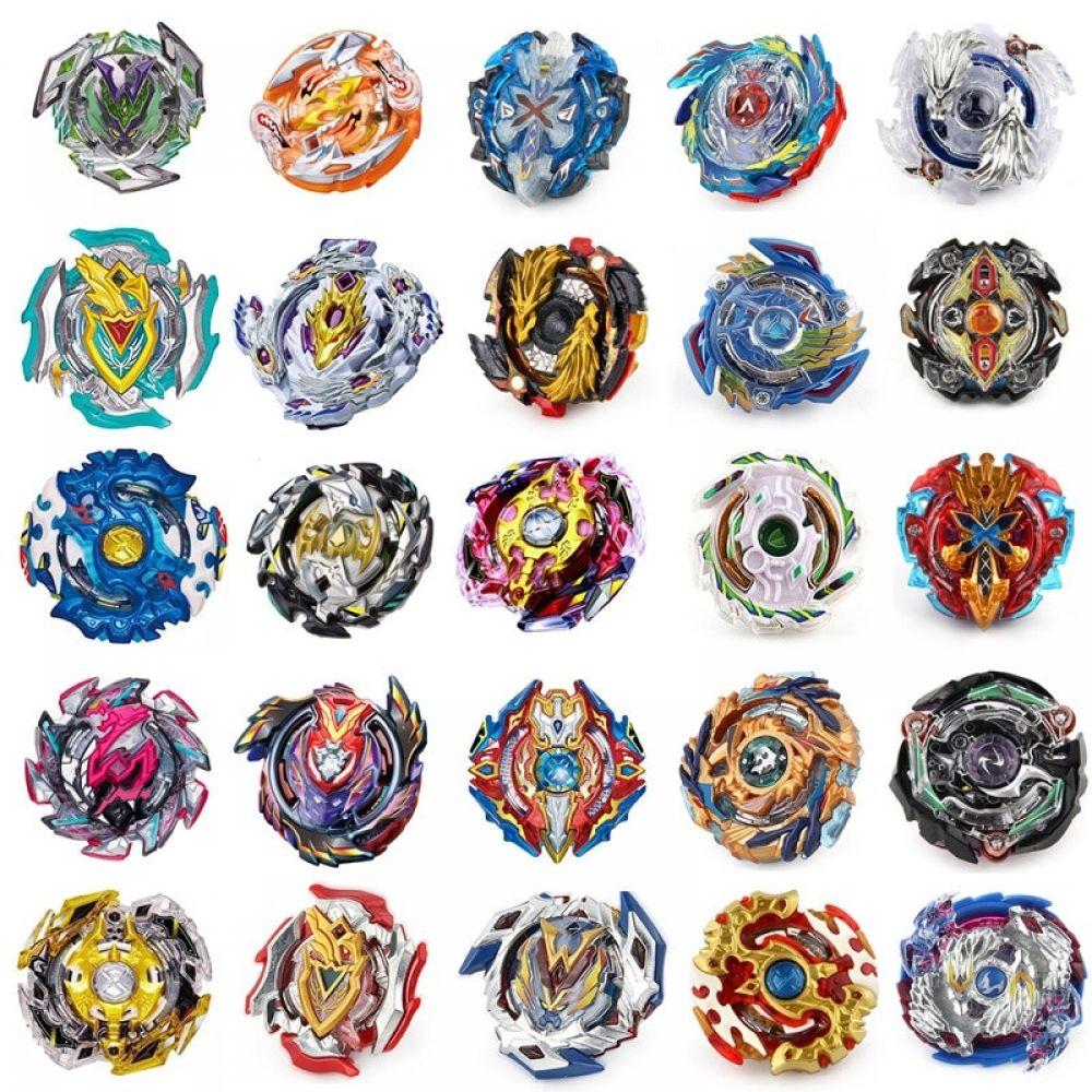 Spinning Top Burst BB106 Fusion Metal Rapidity Fight Masters Set di giocattoli
