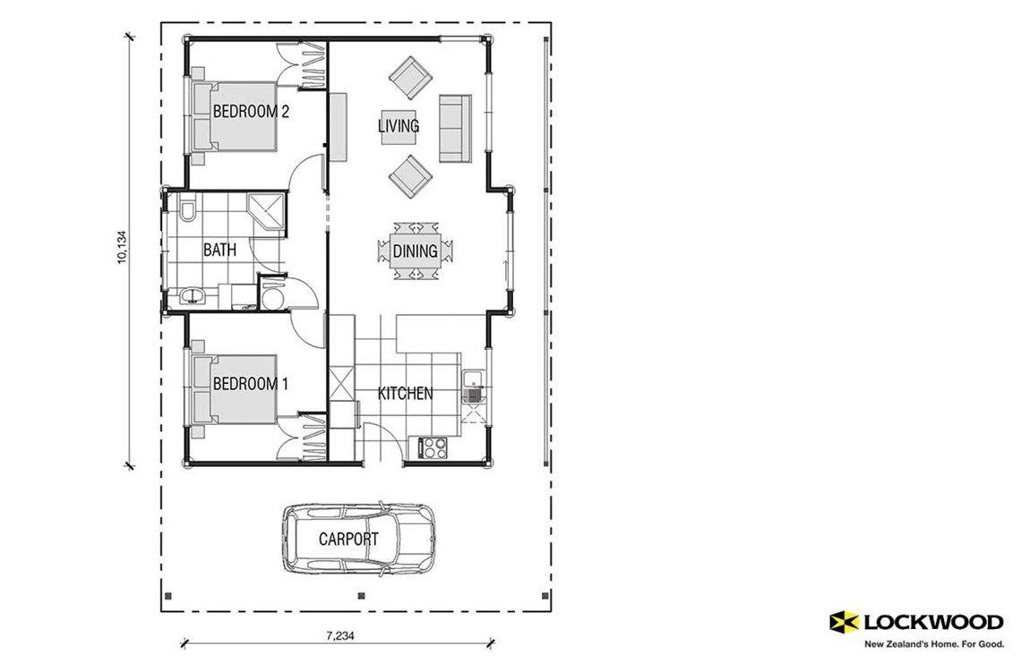 Pukeko - House Plans New Zealand   House Designs NZ   houses ...