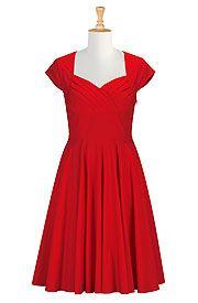 7adfad884fc http   www.eshakti.com Havana dress - formula one red - MINE NOW ...