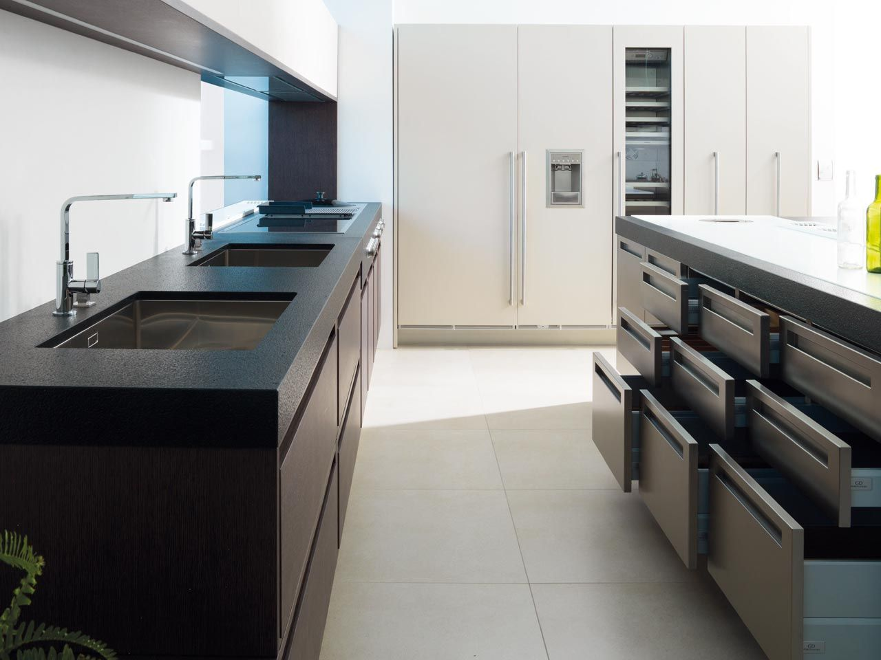 Porcelanosa Kitchen Cabinets Porcelanosa Emotions Collection Kitchen Cabinetry G480 Arcilla