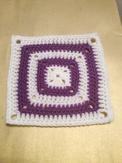 365 Granny Squares Project: June 2013