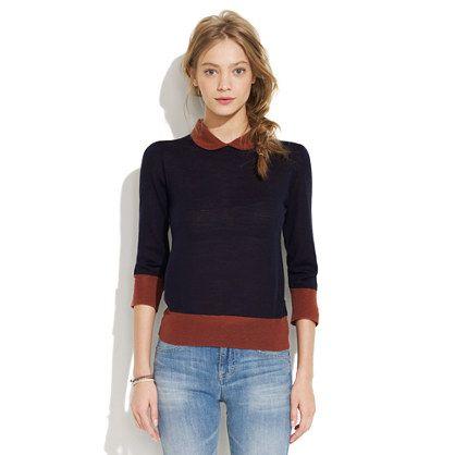 Sessùn luis Colorblock Sweater