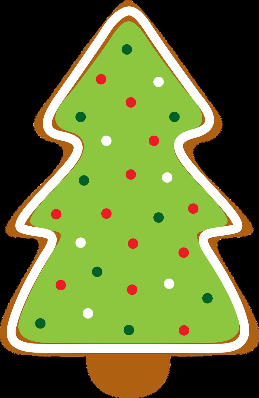 Minus Say Hello Christmas Tree Printable Silhouette Christmas Gingerbread Christmas Tree