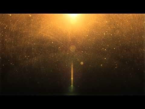 Free Motion Background - Golden Light - YouTube | Medea
