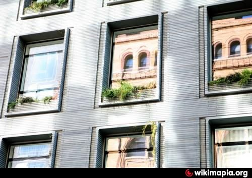 41 Bond Street - New York City, New York | Exteriors | Pinterest