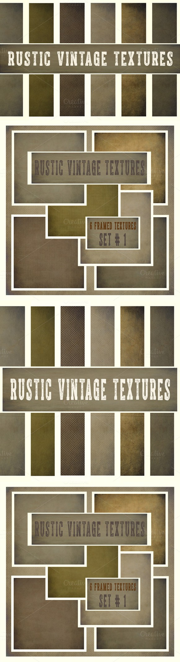 Rustic Vintage Background Textures. Textures. $4.00