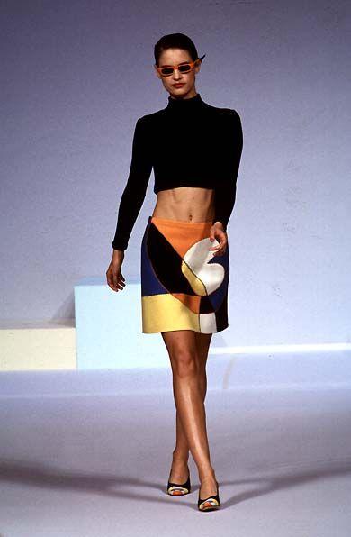 Laura Biagiotti S/S 1997 RTW Milán