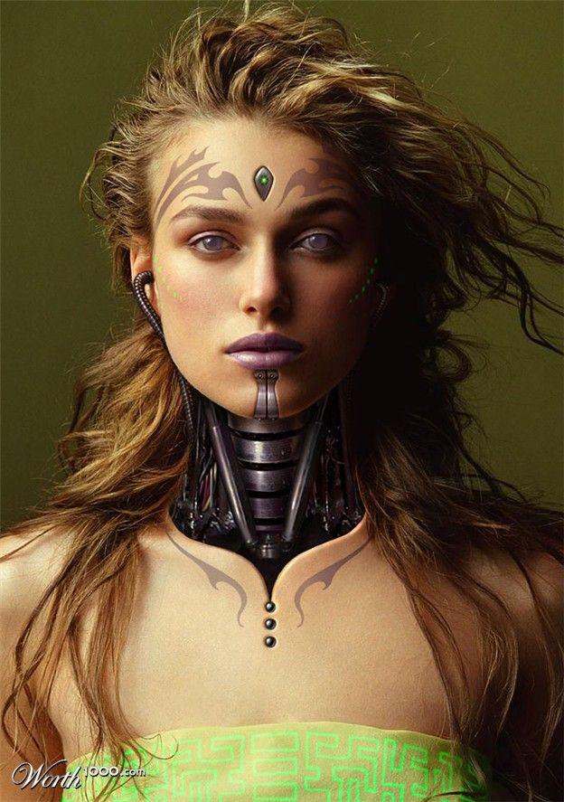 Celebrity Cyborgs 9 - Worth1000 Contests | Fantasy | Art ...
