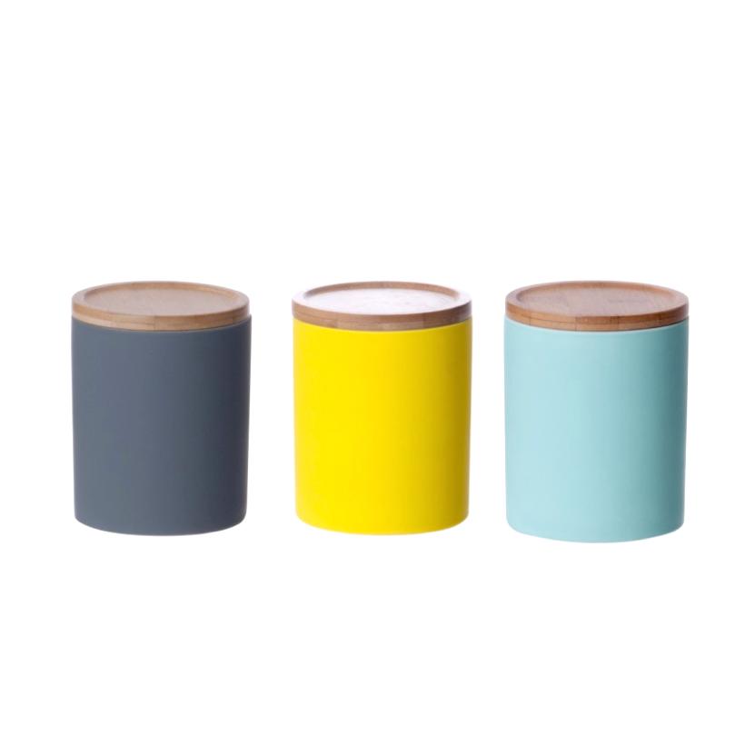 Ceramic Canisters Medium Ceramic canisters, Ceramics