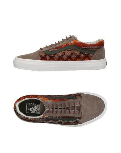 VANS Women's Low-tops & sneakers Grey 8.5 US | Zapatillas ...