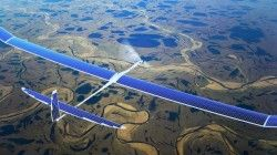 Facebook lab working on drones to beam the Internet from the sky
