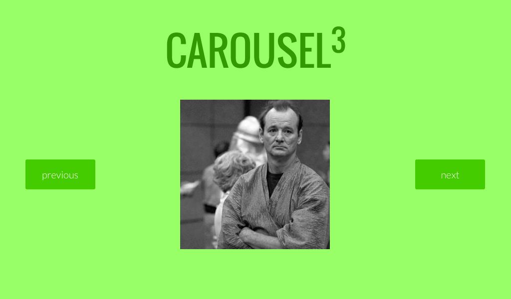 3d Carousel Slider Codepen
