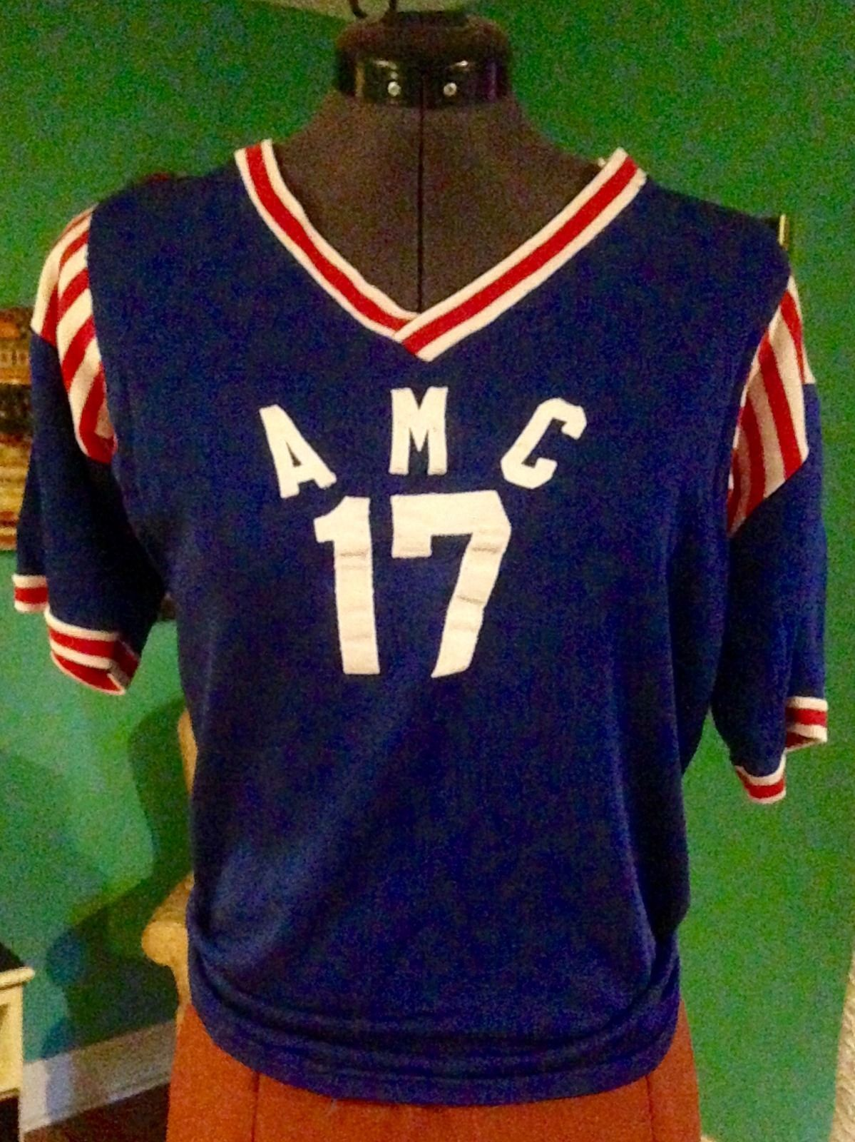 953e8aef6b Vintage 1950s Mason Athletic Wear Jersey