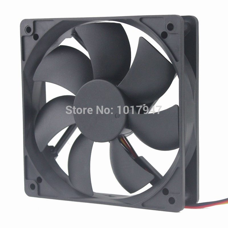 1pieces Gdstime Dc 12v 4pin 12025 12cm 120mm X 25mm Hydraulic Pc