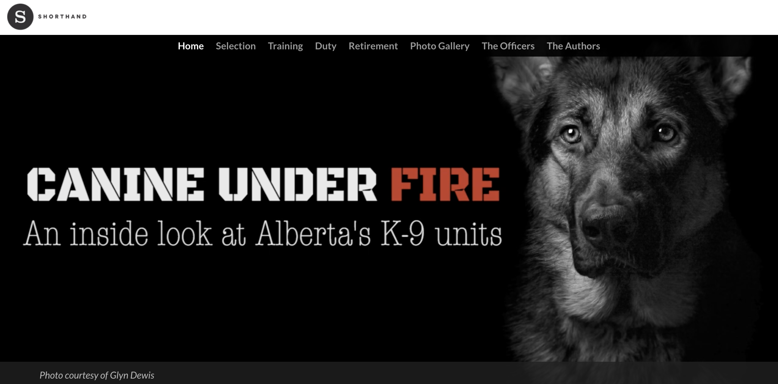 An Inside Look At Alberta S K 9 Units Cjournal April 2019 Schutzhund Training Canine German Shepherd Names