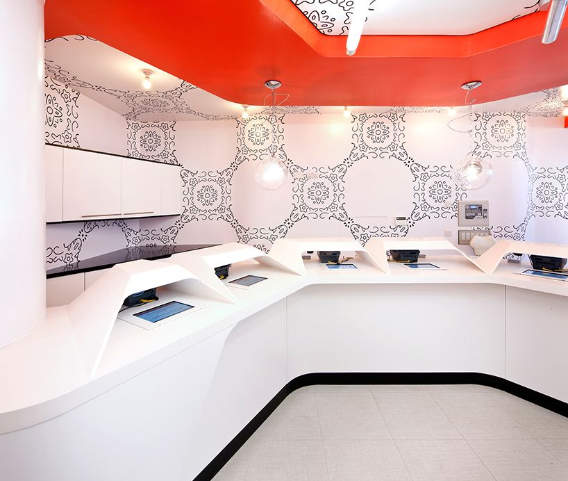 penson completes self-service NHS express clinic in soho london (ipad registration)