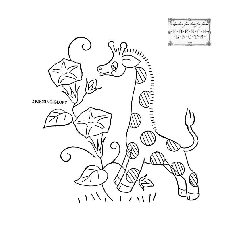 Baby Quilt Animals Embroidery Patterns | Pinterest