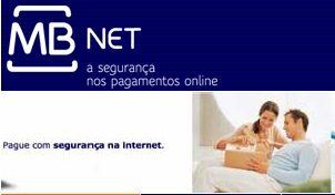 Como pagar com MB Net