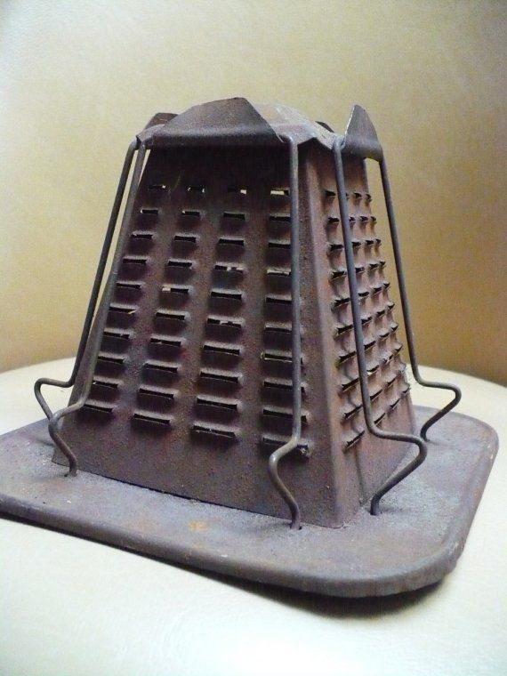 Antique Toasters Antique Metal Toaster By