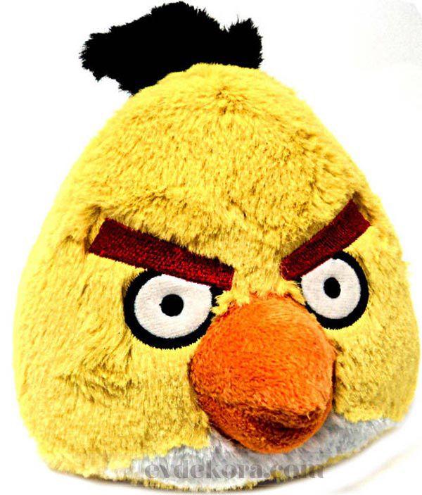 Angry Birds Peluşlar