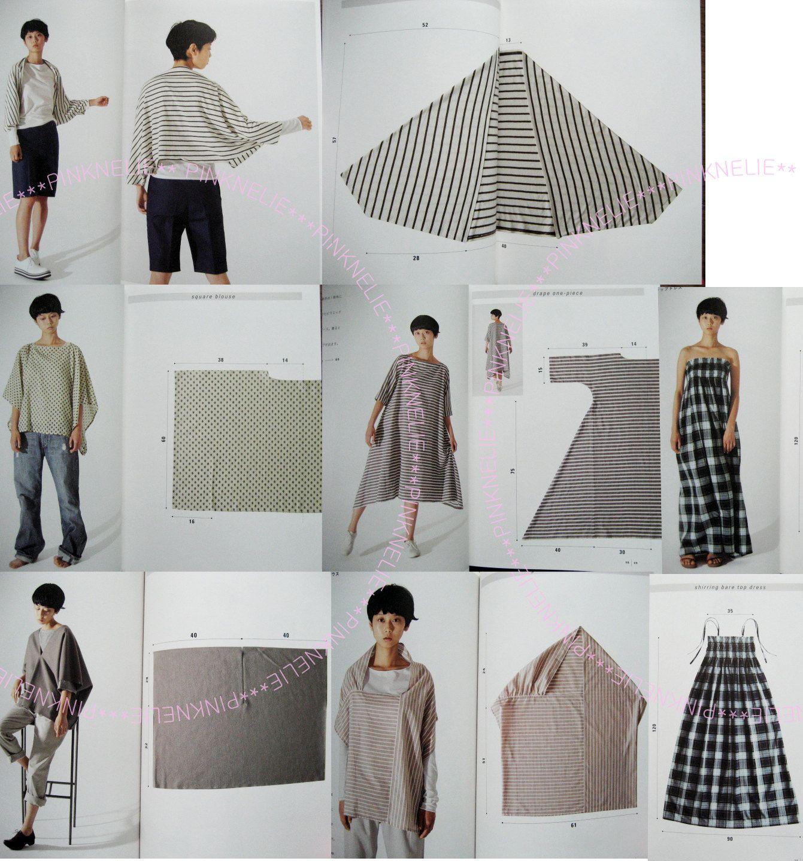 YOSHIKO TSUKIORI carino cucire dritto facile di PinkNelie su Etsy ...
