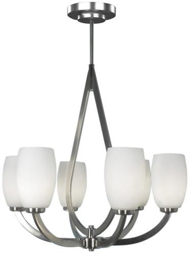 Patriot Lighting Chandelier: Patriot Lighting Audrey 6 Light 25