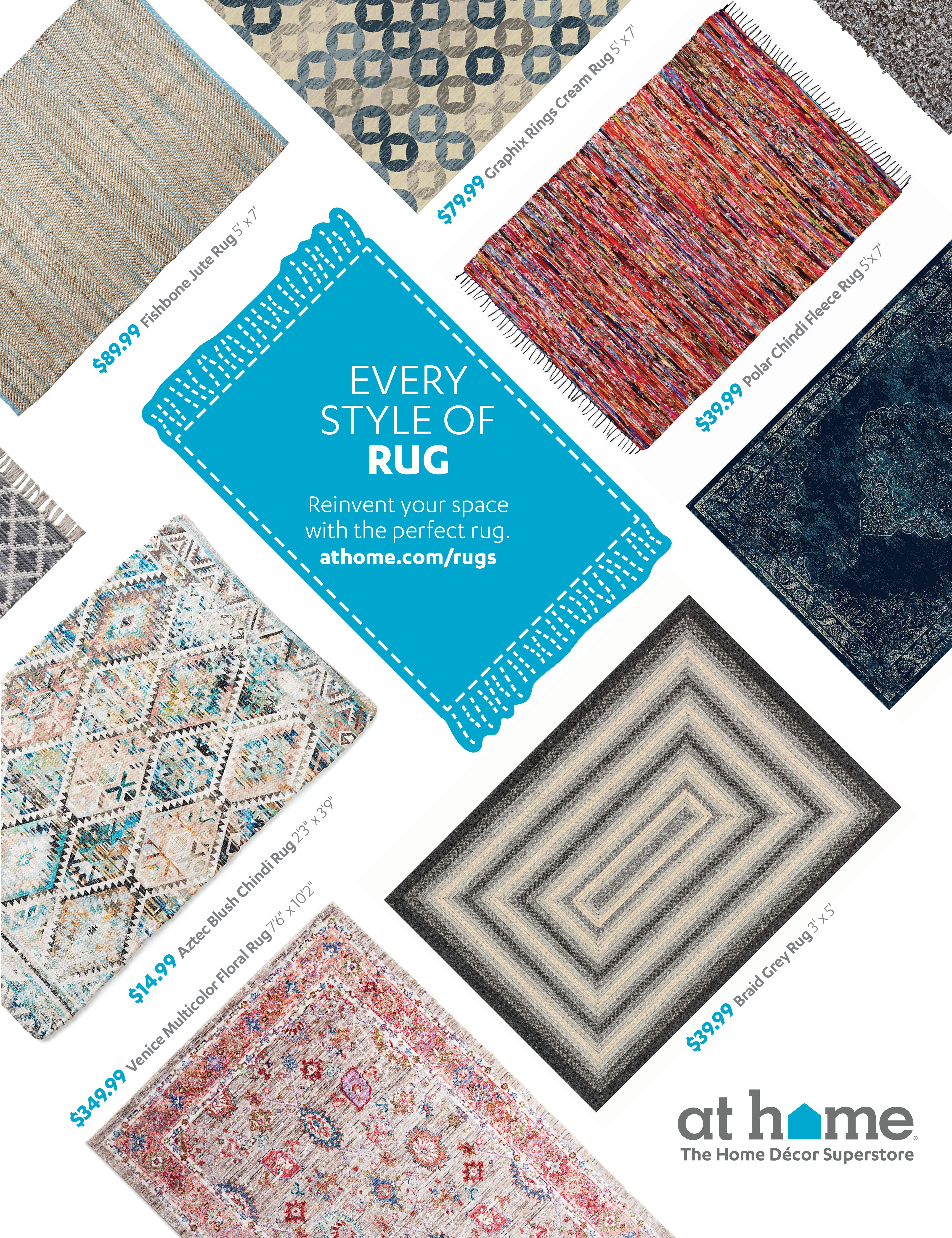 Every Style And Size Of Rug At Every Budget Find Area Rugs For