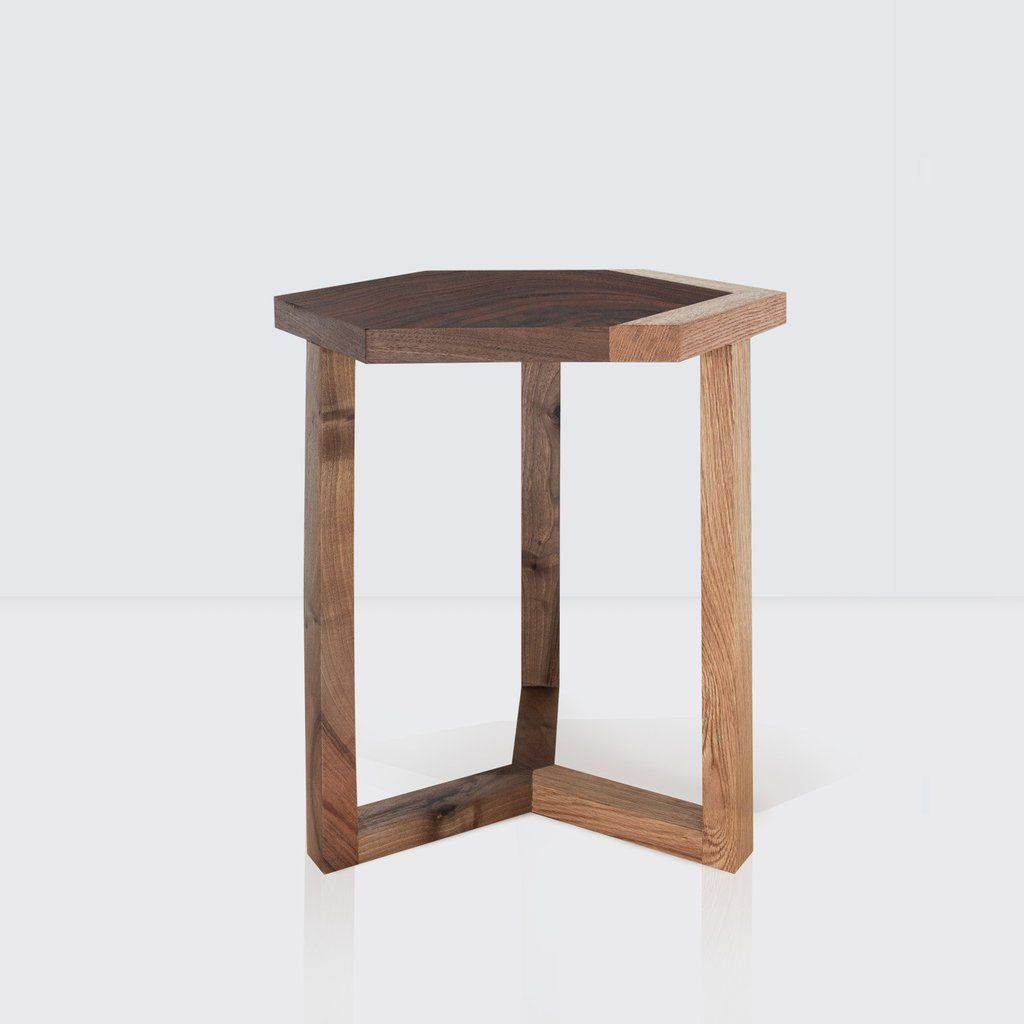 Small Wood Side Table Accent Tables The Citizenry Side Table